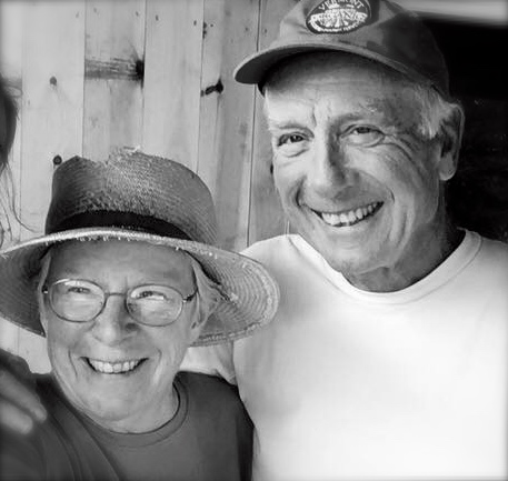 Peter Burmeister and Katherine Fanelli